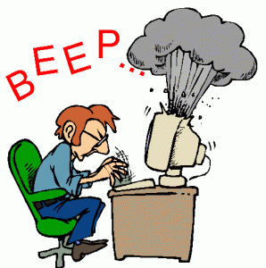 bunyi beep pada Komputer